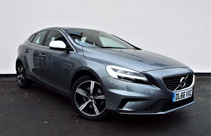 Volvo V40 T2 R-Design Manual Winter Pack, City Safety, High Performance Sound